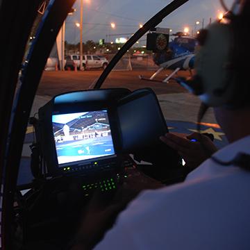 Taxi aéreo/ Coordinación de vuelos
